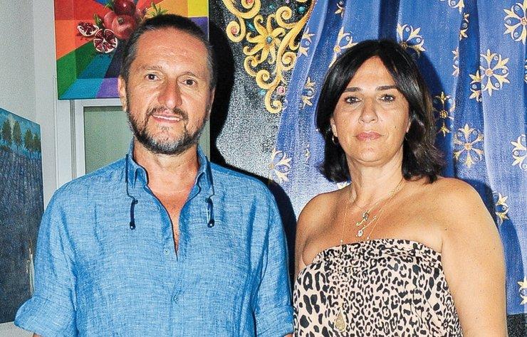 Cengiz Karavan'ın sahibi olduğu CKA Art Gallery By Cengiz Karavan, geçtiğimiz hafta Bodrum'da bir sergi açtı. Serginin açılış davetinin ardından fasıl başladı ve davetliler keyifli saatler geçirdi.