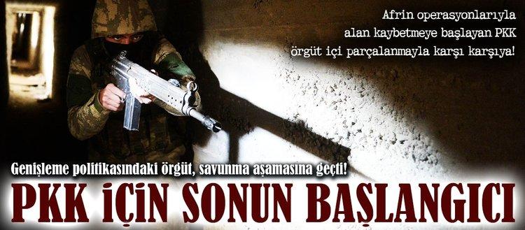 PKK için sonun başlangıcı