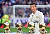 Real Madrid tied Barcelona's Spanish record of 39 games unbeaten in all competitions by crushing Granada 5-0 in La Liga on Saturday. Before the match, the Real Madrid and Portugal star Ronaldo was...