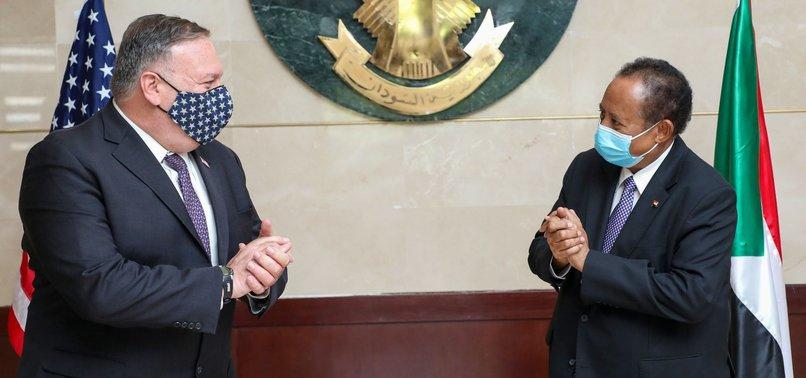 IRAN SAYS U.S.-BROKERED SUDAN-ISRAEL DEAL SECURED BY RANSOM