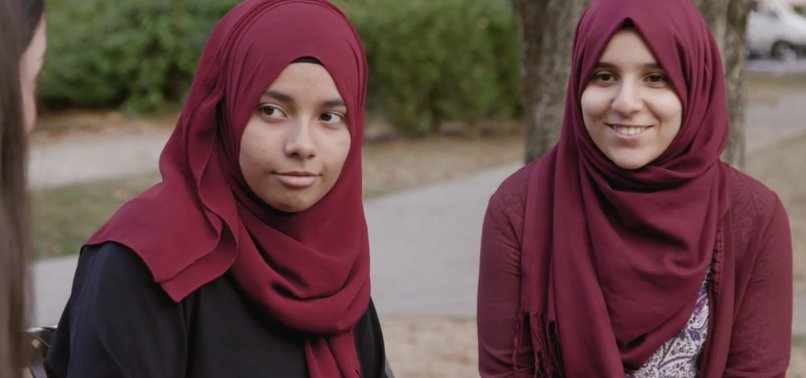 AUSTRIAN MUSLIMS TO CHALLENGE SCHOOL HEADSCARF BAN IN COURT
