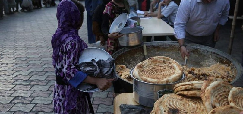 AFGHANISTANS BREAD OF HEAVEN SPREADS SMILES ON EARTH