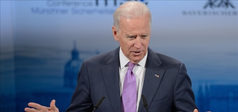 BIDEN AND NATO CHIEF DISCUSS TRANSATLANTIC SECURITY
