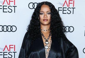 Rihanna, o listeye ilk kez girdi!