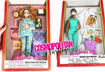 Barbie: Karantina Modu