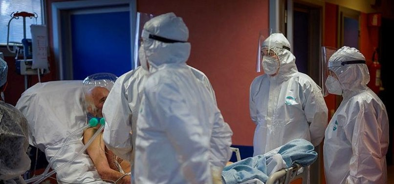 ITALY REPORTS 50 MORE CORONAVIRUS DEATHS, 3,525 NEW CASES