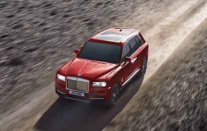 İşte 2019 Rolls-Royce Cullinan