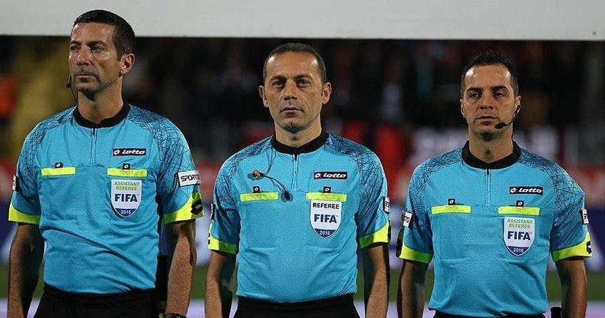 Cüneyt Çakır ve ekibi Dünya Kupasında