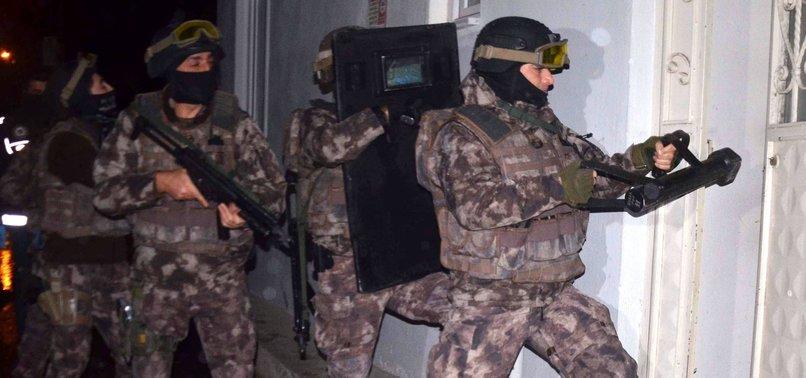TURKISH POLICE ARREST DANISH DAESH SUSPECT SOUGHT BY INTERPOL