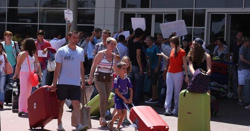 Rus turistlerin yarısı mayısta Türkiyeyi tercih etti