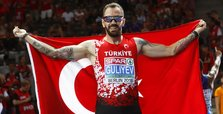 Turkey's Guliyev nominated for male athlete of year