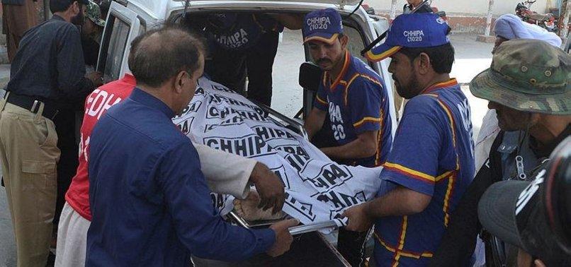 BOMBING KILLS 4 IN NORTHWEST PAKISTAN