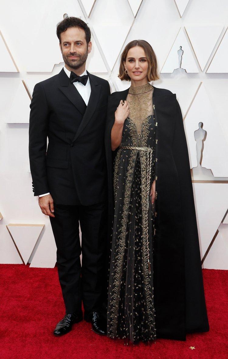 Oscar 2020'nin kırmızı halı çiftleri