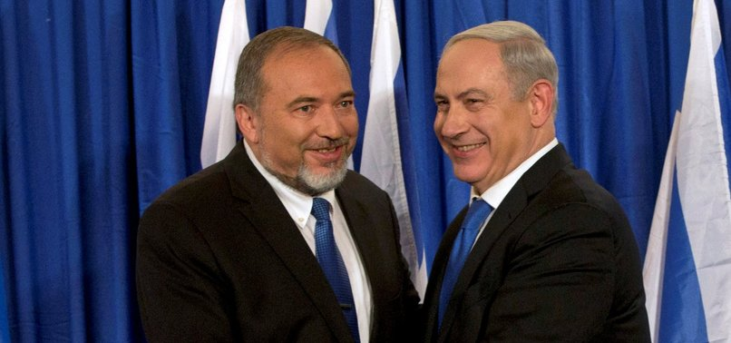 NETANYAHUS FORMER PROTEGE COULD NOW BRING HIS DOWNFALL