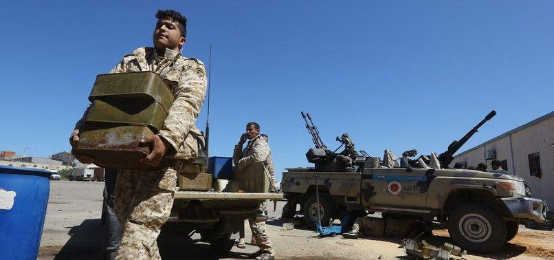 FM ÇAVUŞOĞLU, UK, EU OFFICIALS TALK LIBYA CONFLICT