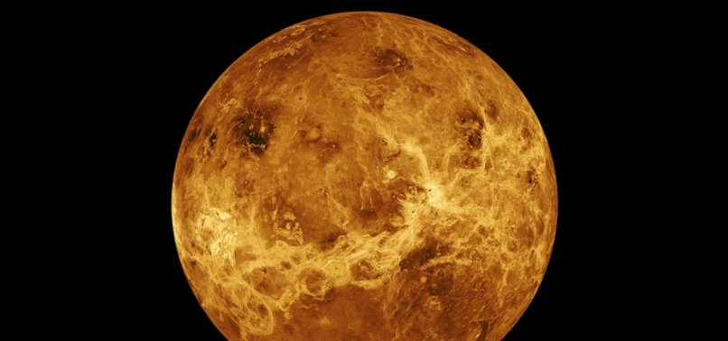 ASTRONOMERS FIND POTENTIAL SIGN OF LIFE IN VENUS CLOUDS