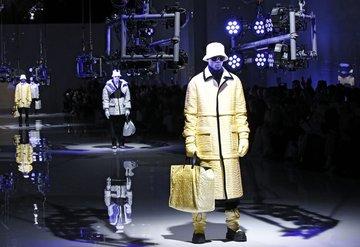 Fendi Erkek Sonbahar/Kış 2020 koleksiyonu