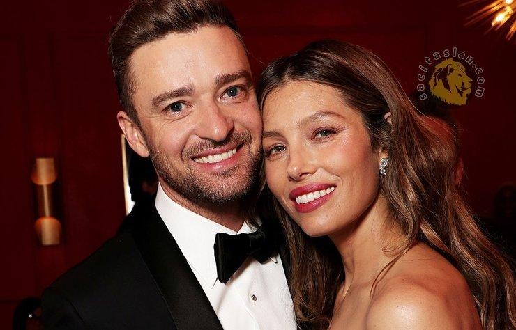 """ABD'li şarkıcı Justin Timberlake ile evli olan oyuncu Jessica Biel, """"Daha çok, uyumlu ol ve akışa bırak şeklinde ilerliyoruz"""" dedi."""