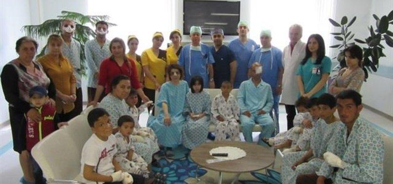 TURKEY PROVIDES SUPPLIES FOR NURSERIES IN MOLDOVA