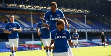 Rodriguez, Calvert-Lewin shine as Everton batter West Brom