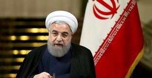 Iranian president arrives in Ankara for Syria summit