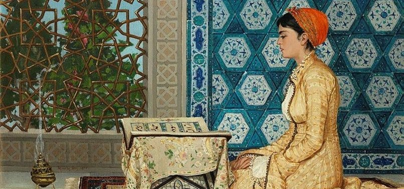 OTTOMAN MASTERS PAINTING SELLS FOR $7.4M IN LONDON