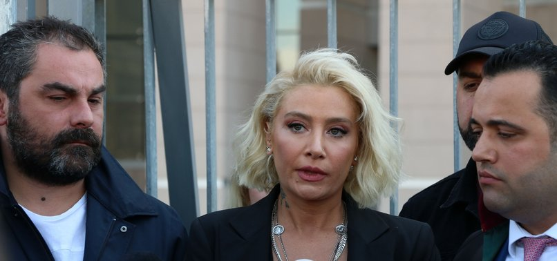 EX-PARTNER OF TURKISH SINGER SENTENCED FOR ABUSE IN LANDMARK CASE