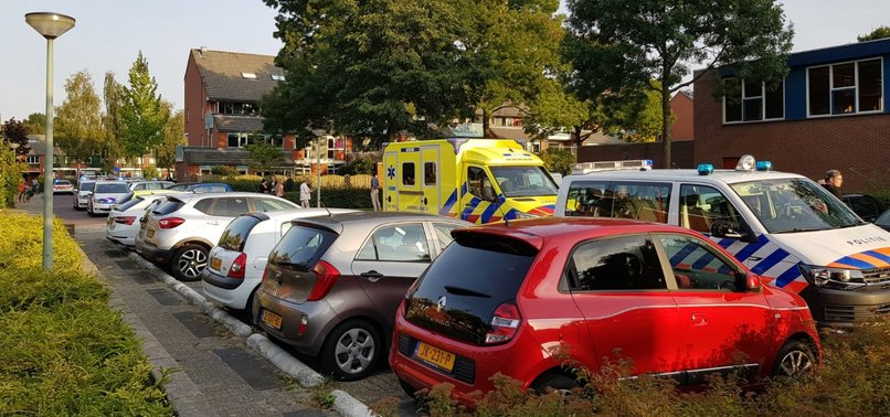 SEVERAL PEOPLE SHOT IN DUTCH CITY OF DORDRECHT -POLICE