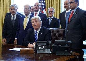 Donald Trump: Onlar yapmazsa, biz yapacağız
