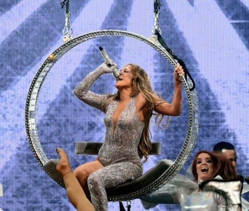Jennifer Lopez'in 'It's My Party' turu