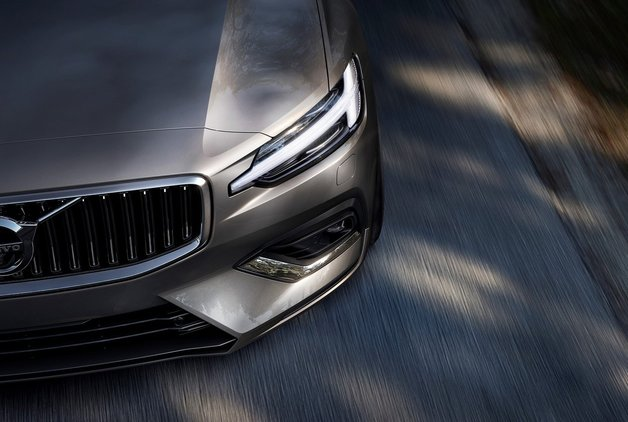 415 beygirlik 2019 Volvo S60