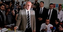 Opposition leaders cast their votes in Turkey's June 24 polls