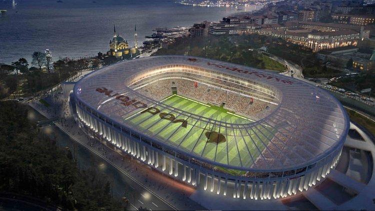Beşiktaş'ın yeni stadı nasıl olacak?