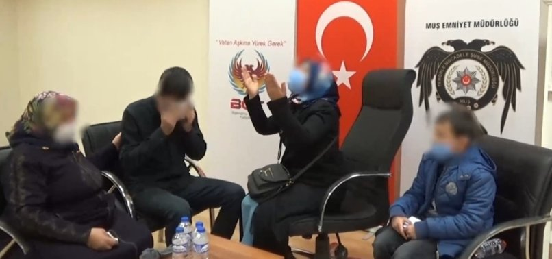 SURRENDERED TERRORISTS REVEAL TRUE FACE OF BLOODY-MINDED PKK