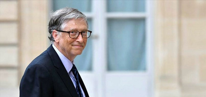 BILL GATES CALLS FOR COVID-19 MEDS TO GO TO PEOPLE WHO NEED THEM, NOT HIGHEST BIDDER