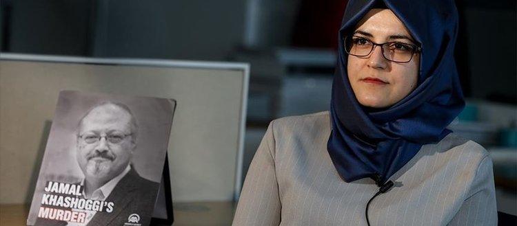 Kaşıkçı'nın nişanlısı Suudi Veliaht Prensi Muhammed bin Selman'a dava açtı