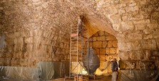 Roman structure discovered in Jerusalem