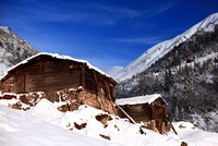 Winter climbing routes for adventure seekers in Turkey