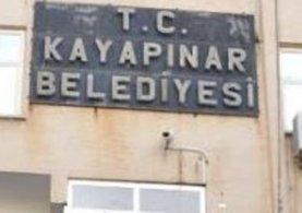 DBP'li Kayapınar Belediye Başkanı tutuklandı