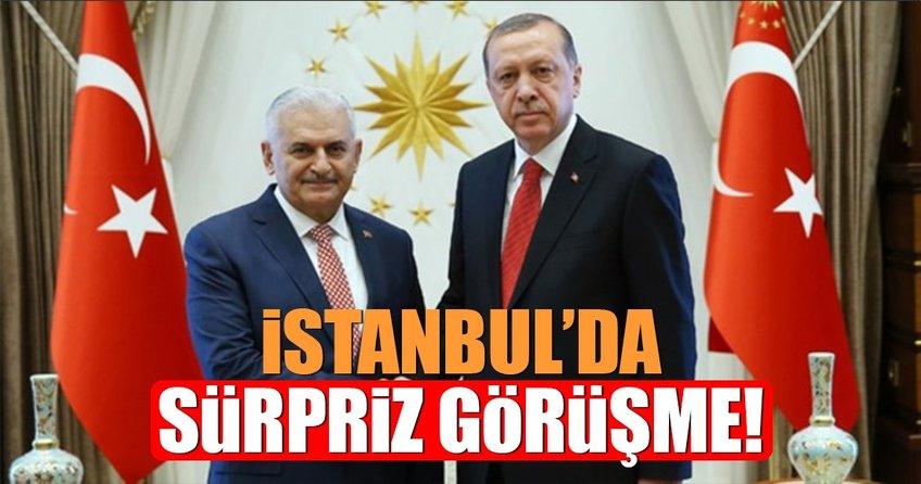 Cumhurbaşkanı Erdoğan, Başbakan Binali Yıldırım'la görüşecek