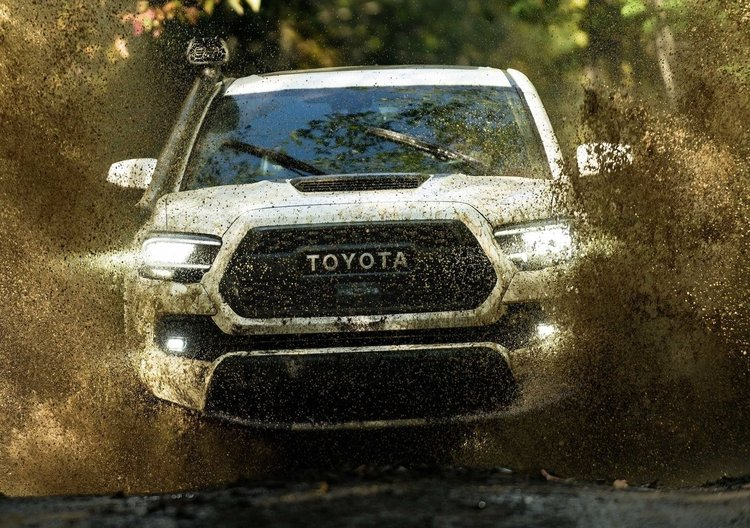 İlk bakış: Toyota Tacoma 2020