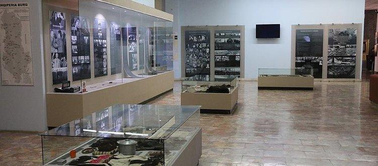 Enver Hoca zulmünün belgeleri müzede sergileniyor