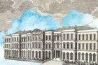 Zeynep Hanım Konağı'ndan Edebiyat Fakültesi'ne