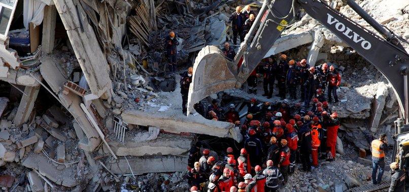 TURKISH TEAMS HUNT FOR QUAKE SURVIVORS AS DEATH TOLL HITS 38