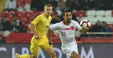 Turkey, Ukraine draw in friendly match