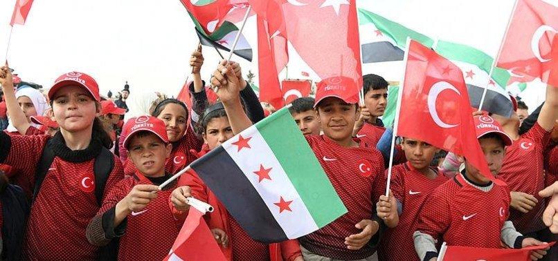 MP DEMANDS NOBEL PRIZE FOR TURKEYS KILIS PROVINCE