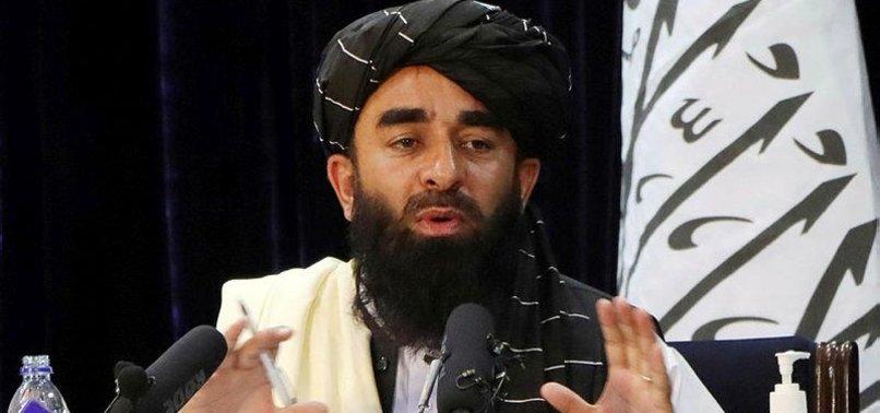 TALIBAN SPOKESMAN SAYS GIRLS TO RETURN TO SCHOOL SOON