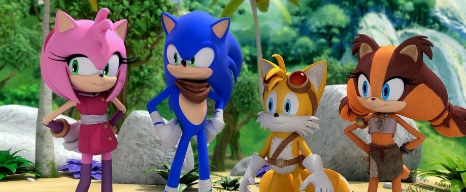 Sonic Boom Yeni Sezon