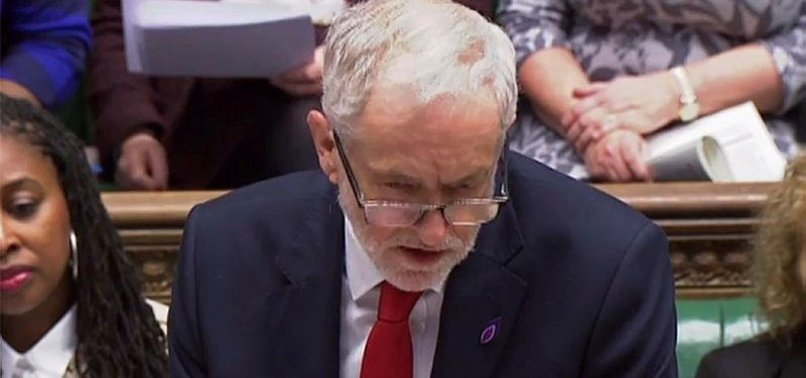 UK OPPOSITION LABOUR PARTY TO BACK PLAN WHICH COULD DELAY BREXIT