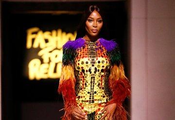 Naomi Campbell, Fashion For Relief mağazasını açacak